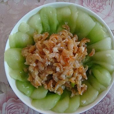 海米烧油菜