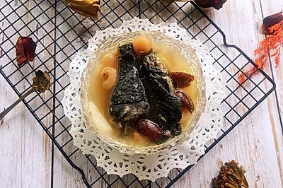 山药黄芪乌鸡汤
