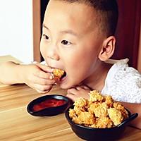 #长帝烘焙节(刚柔阁)#烤箱版新奥尔良鸡米花的做法图解12