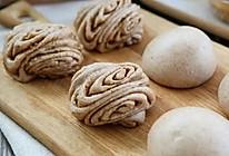 褐麦花卷丨三万公里寻找一碗面,来自呼伦贝尔的褐麦花卷的做法