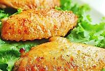蒜香烤翅的做法