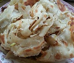 焦酥手抓饼的做法