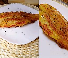 香煎巴沙鱼的做法