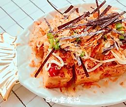 #豆果10周年生日快乐#瘦身小吃:煎豆腐仿章鱼小丸子的做法
