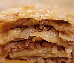 超简单的香酥牛肉饼的做法
