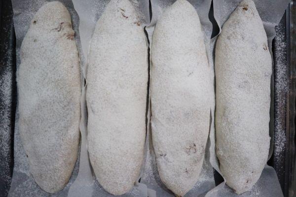 长帝蒸烤箱食谱-核桃红枣乳酪欧包的做法图解13