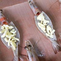 奶酪焗大虾#精品菜谱挑战赛#的做法图解5