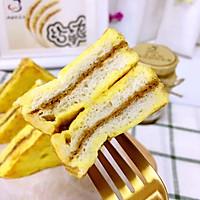 快手早餐   花生酱西多士的做法图解9