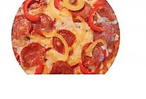 萨拉米披萨的做法