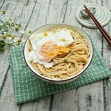 懒人版早餐——鸡蛋面条