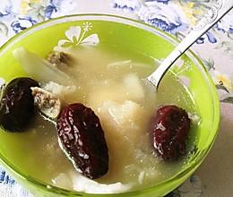 经期:淮山排骨汤的做法