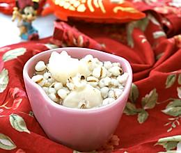 #福气年夜菜# 马蹄薏米甜汤的做法