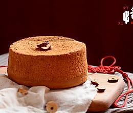 肉桂戚风蛋糕#美的烤箱#的做法