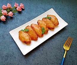 奥尔良烤翅#爽口凉菜,开胃一夏!#的做法
