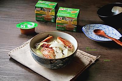 鸡翅牛蒡汤