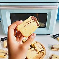 #爱好组-低筋复赛#巧克力夹心磅蛋糕的做法图解11