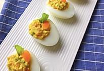 蔬菜鸡蛋沙拉的做法