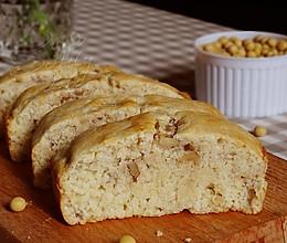 素食豆渣核桃蛋糕的做法