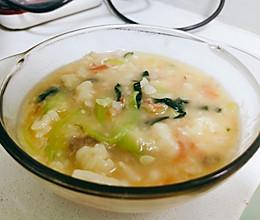 鲜香浓郁的疙瘩汤的做法