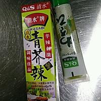 芥末黄瓜的做法图解1