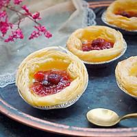 双莓蛋挞#有颜值的实力派#的做法图解11