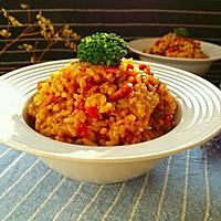 满屋飘香的肉米饭,吃一口回味无穷。
