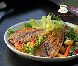 鲷鱼沙拉的做法