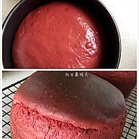 红丝绒奶酪面包(中种)的做法图解3