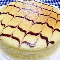 满口细腻的椰香轻乳酪#长帝烘焙节#的做法图解5