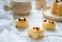 蔓越莓玉米面发糕的做法