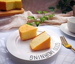 原味戚风蛋糕(超详细教程)的做法