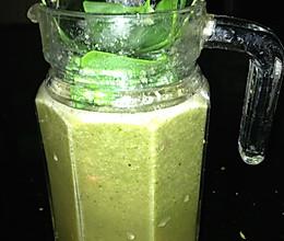 综合果叶汁的做法