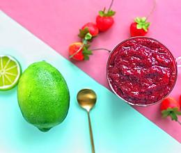 #硬核菜谱制作人#草莓酱的做法