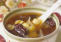 桂圆红枣莲子汤的做法