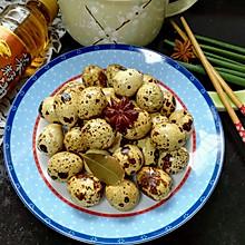 #带着零食去旅行!#五香鹌鹑蛋