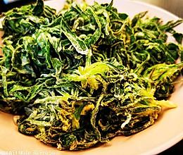5分钟健康菜:粉蒸面条菜的做法