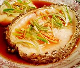 清蒸银鳕鱼的做法