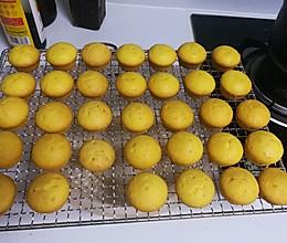 黄油小蛋糕的做法
