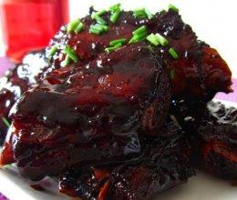 糖醋菜中具有代表性的传统菜---糖醋排骨的做法