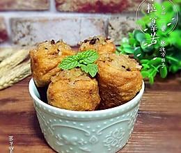 油豆腐酿糯米#膳魔师地方美食赛(上海)#的做法