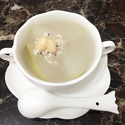 冬瓜薏米去湿汤