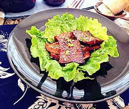 酱汁杏鲍菇--利仁电火锅试用的做法