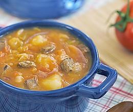 开胃罗宋汤的做法