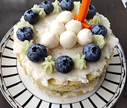 宝宝生日蛋糕的做法
