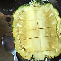腊味菠萝鸡丁焖饭的做法图解2