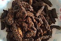 五香麻辣牛肉干的做法