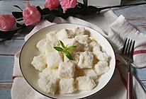 #一人一道拿手菜#椰奶小方的做法