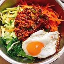 #不容错过的鲜美滋味#韩式拌饭
