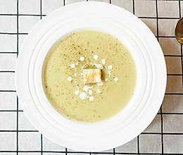 奶油芦笋汤的做法