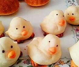 鸭鸭烧果子的做法